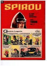 ▬► Spirou Hebdo n°1386 du 5 Novembre 1964 sans mini-récit
