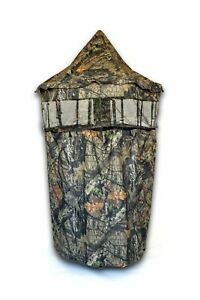 Tree Stand Blind by Cooper Hunting Bow Master,Chameleon Mossy Oak