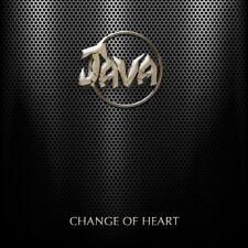 JAVA - CHANGE OF HEART   CD NEU