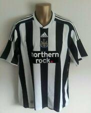Newcastle Utd Adidas 2009/10 Football Shirt Home