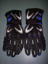 JOE ROCKET Meteor Black/BlueMotorcycle Gloves  Small Ram Air Induction - New !