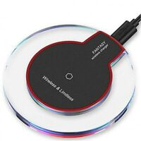 Qi Wireless Charger, K9 QI Wireless Charging Stand/Pad For Apple iphone X/i H9F9