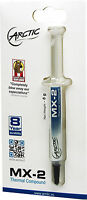 Arctic Cooling MX-2 Thermal Compound 8g Tube - XBOX 360 RROD PS3 YLOD Fix Artic