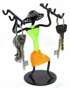 Handicraft Stylish Metal Key Holder Home Office Use Antique Piece Great for Gift