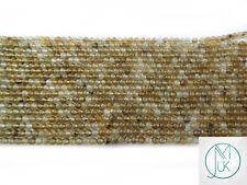 Labradorite Natural Gemstone Round Beads 2mm Jewellery Making (185+ Beads)