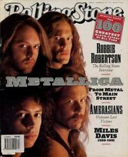 Metallica Interview/article 1991 RS-VDWQ