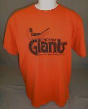 Vintage Phoenix Giants MILB Baseball XL Men's T-Shirt Size Extra Large XL
