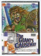 The Giant's Causeway - The Animated Story DVD Daniel Ferguson Stephen Hall NEW