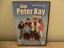 THAT PETER KAY THING DVD COMPLETE SERIES