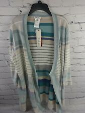 Tribal Jeans  Open Cardigan size large NWT