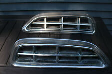 1955 Chrysler New Yorker or Windsor Deluxe Grille Left and Right