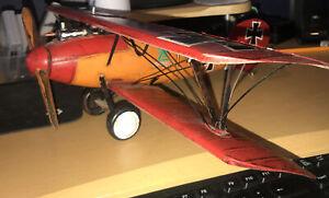 Vintage: WW1 German Albatross Fighter Plane - Unknown Brand - Nice Condition