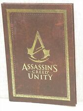 ASSASIN'S CREED Art UNITY Illustration Book Booklet Ltd *