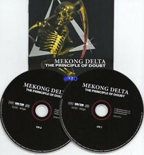 MEKONG DELTA + 2 CD + The Principle Of Doubt + Metal + Rock + 22 tolle Songs +