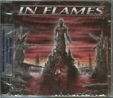 IN FLAMES COLONY + BONUS TRACK SEALED CD NEW