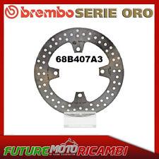 BREMBO DISC REAR BRAKE SERIE ORO KAWASAKI 1400 GTR YEAR 2007 68B407A3