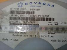 RF Capacitor 220pF 3000V (10 pieces)