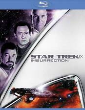 Star Trek: Insurrection  NEW Blu-ray FREE SHIPPING!!