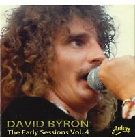 DAVID BYRON ex URIAH HEEP EARLY AVENUE RECORDINGS SESSIONS Vol.4 - 20 TRACKS NEW