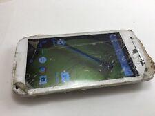 Motorola MOTO E (2nd Gen.) 8GB Sprint Smartphone LTE 5.1 Cracked Bad Esn As Is