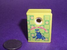 ot S4 Tomy Pokemon Figure Mini Projector Slideshow Ash 's Heracross vs Pinsir