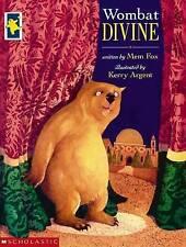 Wombat Divine by Mem Fox (Paperback, 1996)