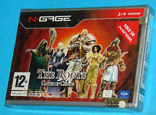 The Roots - Gates of Chaos - Nokia N-Gage NGage - PAL New Nuovo Sealed