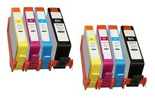 8 x encre F.LEXMARK S305 S405 S505 S605 S815/100XL 105XL Cartouches d'encre