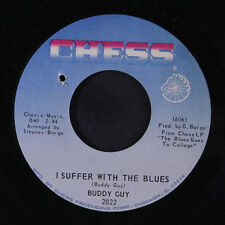 BUDDY GUY: I Suffer With The Blues / Keep It To Myself 45 (co) Blues & R&B
