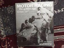MOTOR RACING l'età dell'oro-John Tennant - 2004 HB LIBRO