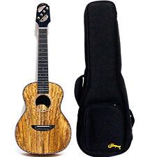 High quality 26 inch all solid mango wood tenor ukulele with Gig Bag