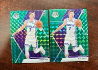 Kyle Guy Green Mosaic Prizm RC 2019-20 Panini Sacramento Kings Rookie 224