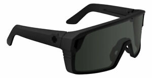 SPY Optic MONOLITH Sunglasses -NEW- Spy Happy Lens - Style & Tech Power Combo