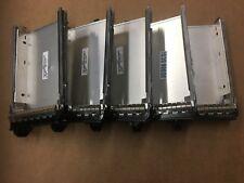 Dell PowerEdge Oem Server Hot Swap Scsi Hard Drive Caddy 09D988   Lot Of 5