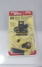 "Uncle Mike's QD 1"" Super Swivels For Most .22 Tube type Magazines.  (bin 707-A)"
