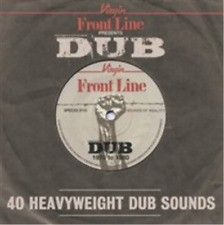 Various Artists-Front Line Presents Dub (UK IMPORT) CD NEW