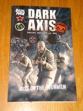 DARK AXIS RISE OF THE OVERMEN APE ENTERTAINMENT DIEZEL PUNK   9781937676056