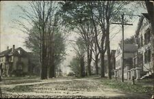 Somersworth NH Prospect St. c1910 Postcard