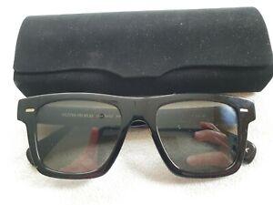 Oliver Peoples black frame sunglasses. OV 8016S Galleria. With case.