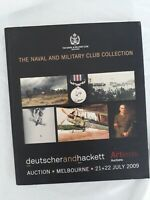 The Naval and Military Club Collection Deutscher & Hackett Auction Catalogue
