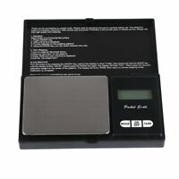 Electronic Pocket Mini Digital Gold Jewelry Weighing Scale 0.01g-200g GramG