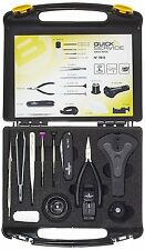 Bergeon 7812 Quick Service Watch Tool Case Kit Swiss Made Screwdriver Bracelet
