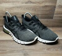Asics GEL-Quantum 90 1022A115 Running  Shoes, Women's Size 7.5  Black/Gray