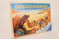 Goldgräber Ravensburger GoldenCity Goldfunde Spiel 8-99 Jahre 3-6 Spieler
