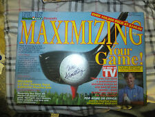 AS SEEN ON TV MAXIMIZING YOUR GAME GOLF SET
