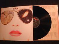 SAGA - Worlds Apart - 1981 Vinyl 12'' Lp./ Exc./ Prog Hard Rock AOR