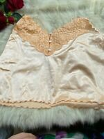 Unbranded coral Camisole Top sleepwear nightwear size XL