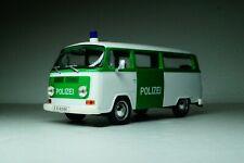 Volkswagen Transporter T2 VAN (1968) Scale 1:43 Norev Diecast Police minibus