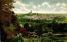 AK Cronberg Kronberg 1913 Blick von Mammolshain / Königstein Oberursel Kelkheim