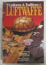 BENDER WW2 Book UNIFORMS & TRADITIONS of the LUFTWAFFE Vol.2 Angolia NEW UNUSED